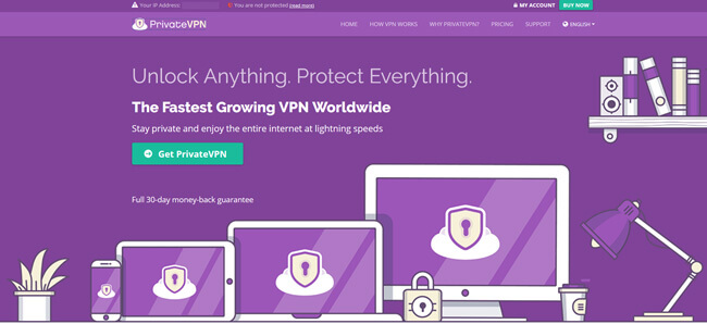 PrivateVNP