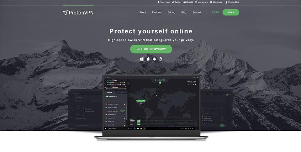 ProtonVNP